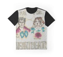 Heartbeats Graphic T-Shirt