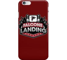 atlanta falcons iPhone Case/Skin