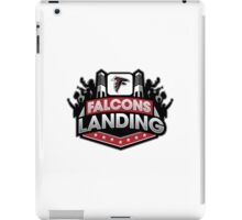 atlanta falcons iPad Case/Skin