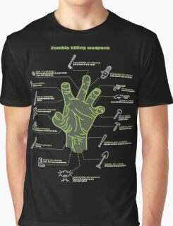 Weapon Z Graphic T-Shirt