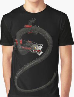 Black Dragon Graphic T-Shirt