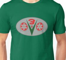 Kamen Rider V3 Double Typhoon Unisex T-Shirt