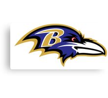 baltimore ravens Canvas Print