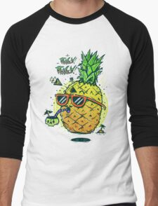 Juicy Juicy Men's Baseball ¾ T-Shirt