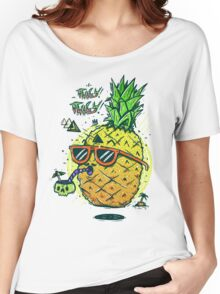 Juicy Juicy Women's Relaxed Fit T-Shirt