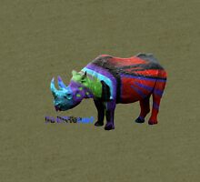 Be Different Rhino Tri-blend T-Shirt