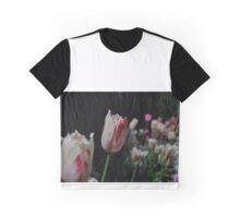 Tulip Flowers  Graphic T-Shirt