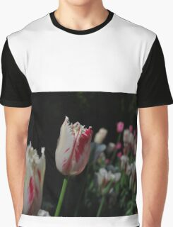 Tulip Flowers  Graphic T-Shirt