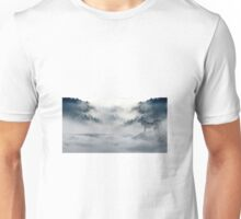 Wolves amongst the clouds Unisex T-Shirt