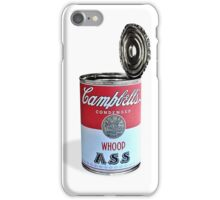 Open a can of... iPhone Case/Skin