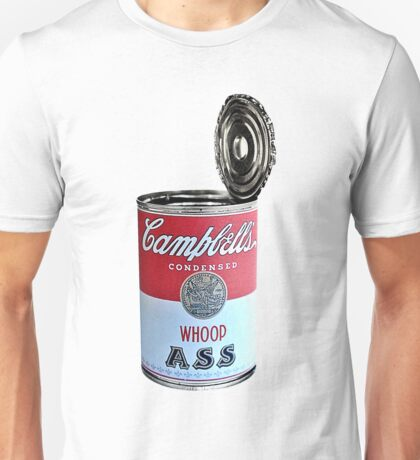 Open a can of... Unisex T-Shirt