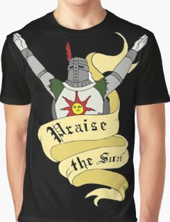 PRAISE THE SUN - BROS OF LORDRAN Graphic T-Shirt
