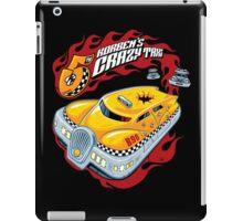 Korben's Crazy Taxi iPad Case/Skin