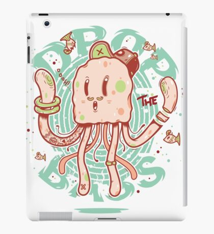 Drop The Bass iPad Case/Skin