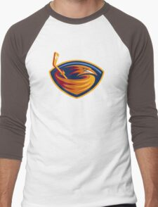 atlanta trasher Men's Baseball ¾ T-Shirt
