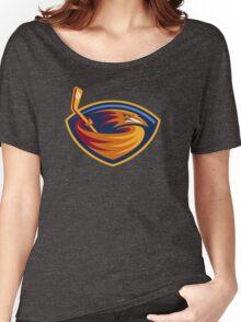 atlanta trasher Women's Relaxed Fit T-Shirt
