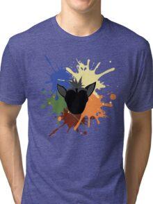 Crash Splash Tri-blend T-Shirt