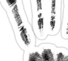The Hand Sticker
