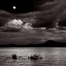 Rowing by Moonlight by Wayne King