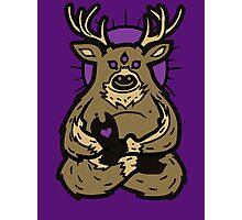 Spirit Deer Photographic Print