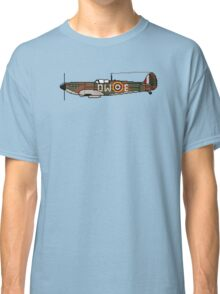 Pixel Spitfire Mk I Classic T-Shirt