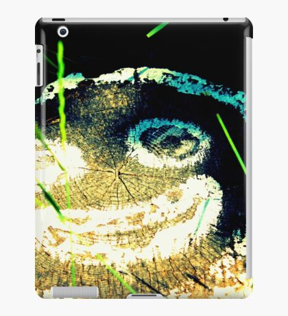 Hidden Smile iPad Case/Skin