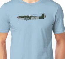 Pixel Focke-Wulf Fw-190 D-9 Unisex T-Shirt