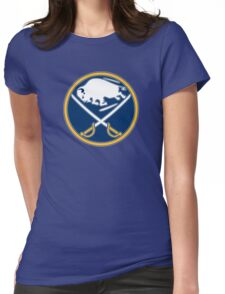 buffalo sabres Womens Fitted T-Shirt
