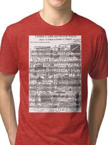 Death Waltz Tri-blend T-Shirt