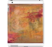 Abstract nature earth fire water iPad Case/Skin