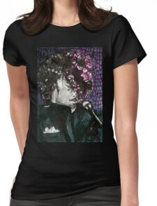 Purple Rain - Kerry Beazley Womens Fitted T-Shirt