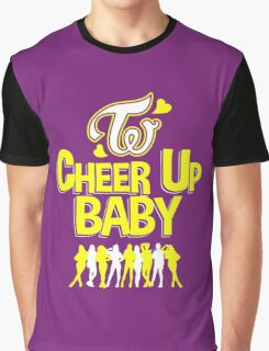 TWICE Cheer Up Baby! Graphic T-Shirt