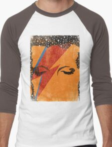 starman Men's Baseball ¾ T-Shirt