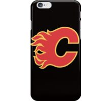 calgary flames iPhone Case/Skin