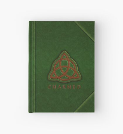Charmed - Book Of Shadows Hardcover Journal