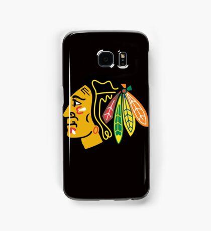 chicago blackhawks Samsung Galaxy Case/Skin