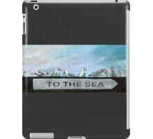 Ten Gulls iPad Case/Skin