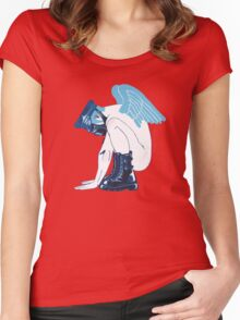 Ready to Fly Women's Fitted Scoop T-Shirt