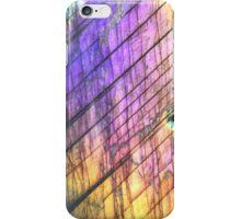Golden Purple Labradorite iPhone Case/Skin