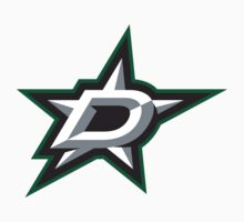 dallas stars Kids Tee