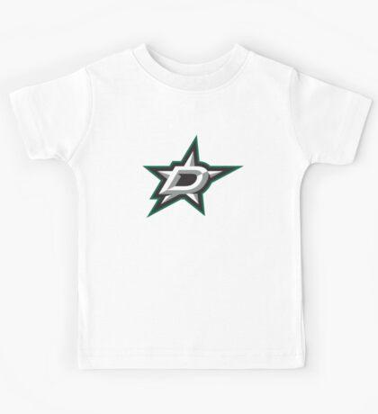 dallas stars Kids Tee