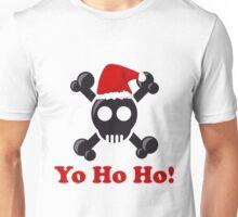 Pirate Santa Unisex T-Shirt
