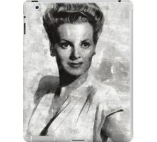 Maureen O'Hara by Mary Bassett iPad Case/Skin