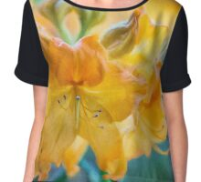 Rhododendron Chiffon Top