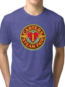 I Love Carters - circle Tri-blend T-Shirt