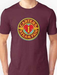 I Love Carters - circle Unisex T-Shirt