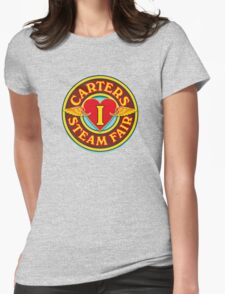 I Love Carters - circle Womens Fitted T-Shirt