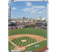 It's A Beautiful Day For A Ballgame  iPad Case/Skin