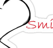 Smile :)  Sticker
