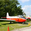 Jet Provost  by Woodie